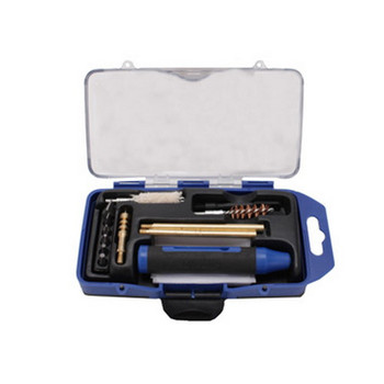 14 Pc .38/9MM Pistol CK w/6 Pc Driver Set, UPC :761903381817