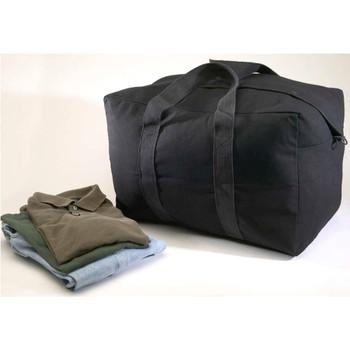 CASE OF 12 PARACHUTE BAG - CNV - 24X15X13IN - BL, UPC : 049794118607