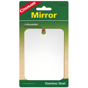 Stainless Steel Mirror, UPC : 056389007147