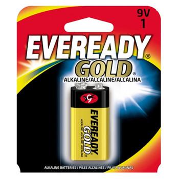 Eveready Gold 9V /1, UPC : 039800028907