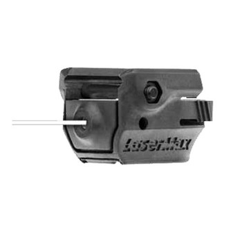 LaserMax Uni-Max Micro External Infrared Laser with Integral Picatinny-Style Mount for Compact and Sub-Compact Pistols Matte, UPC :798816542547