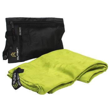 OutGo Microfiber Towel XL OG Green, UPC : 021563681567