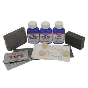 Birchwood Casey Perma Blue Liquid, Gun Blue, Kit 13801, UPC : 029057138016