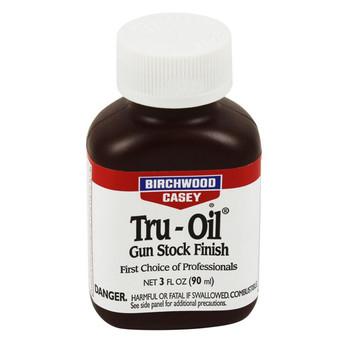 Birchwood Casey Tru-Oil Stock , Liquid, 3 oz., 6 Pack 23123, UPC : 029057231236