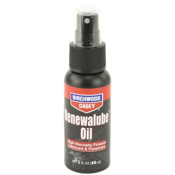 Birchwood Casey Renewalube, Liquid, 2oz, Pump Bottle, 6 Pack 45213, UPC : 029057452136