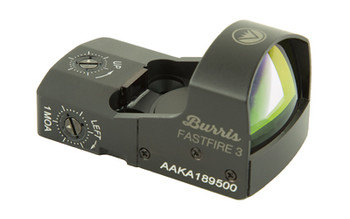 Burris Fastfire III Red Dot, 8MOA, with Picatinny Mount, Matte Finish 300236, UPC : 000381302366