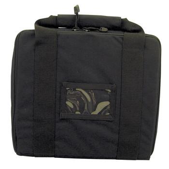 "BLACKHAWK! Discreet SOCOM Pistol Case, 10""X13""X2.5"", Black 66SS00BK, UPC :648018006326"