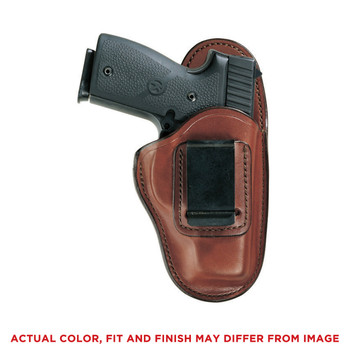 Bianchi Model # 100, Inside the Pant Holster, Fits S&W Shield, Right Hand, Tan 26082, UPC : 013527260826