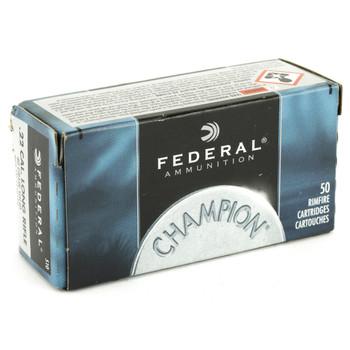 Federal Lightning, 22LR, 40 Grain, Solid, 50 Round Box 510, UPC : 029465056186