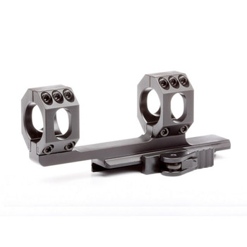 """American Defense Mfg. Mount, Picatinny, Quick Release, Fits 1"""" Scope, Black SCOUTS1, UPC :818503011726"""