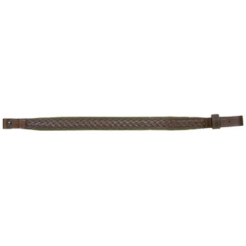 Allen Basket Weave Sling, For Rifle, Brown , Leather 8372, UPC : 026509083726