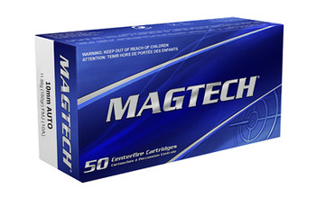 Magtech Sport Shooting, 10MM, 180 Grain, Full Metal Jacket, 50 Round Box 10A, UPC :754908210916