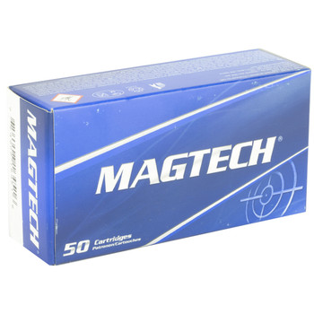 Magtech Sport Shooting, 32 S&W Long, 98Gr, Jacketed Hollow Point, 50 Round Box 32SWLA, UPC :754908164516