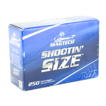Magtech Shootin Size, 45ACP, 230 Grain, Full Metal Jacket, 250 Round Box MP45A, UPC :754908189816
