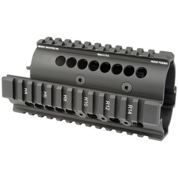 Midwest Industries Yugo M85/M92 Krinkov Handguard, Standard Topcover, black MI-AK-YK, UPC :816537017196