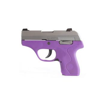 "Beretta PICO, Semi-automatic, Sub Compact, 380ACP, 2.7"", Polymer, Lavender, 6Rd, Has the Upgraded Sticker JMP8D85, UPC : 082442893136"