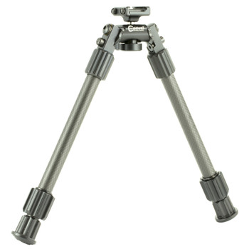 "Caldwell Bipod, Universal Pictainny attachment, 9""-13"" Height, Black Finish 1082222, UPC :661120413066"