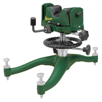 Caldwell The Rock, Shooting Rest, Green 383-774, UPC :661120399766