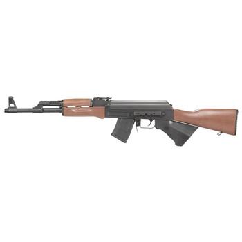 "Century Arms C39v2, Semi-automatic, 762X39, 16.5"", Walnut Stock, Side Scope Mount Rail, 1 Mags, 1:10, 10Rd, Calfornia Compliant RI2398CC-N, UPC :787450446076"