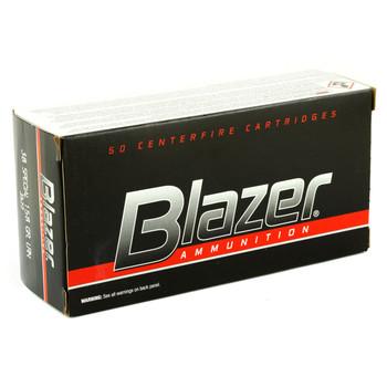 CCI/Speer Blazer, 38 Special, 158 Grain, Lead Round Nose, 50 Round Box 3522, UPC : 076683035226