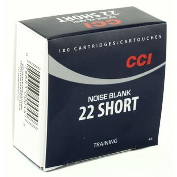 CCI/Speer Blank, 22S, Blank, 100 Round Box 44, UPC : 076683000446