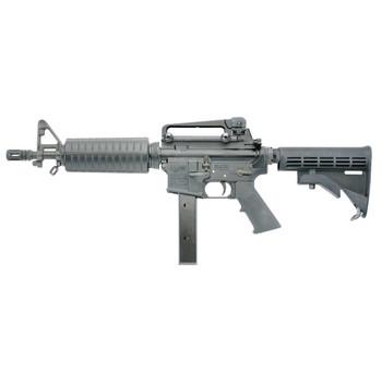 "Colt's Manufacturing LE6991, Semi-automatic, SBR, 9MM, 10.5"" Barrel, Black Finish, 32Rd, 2 Magazines, Detachable Carrying Handle w/Integral Sights LE6991, UPC : 098289020536"