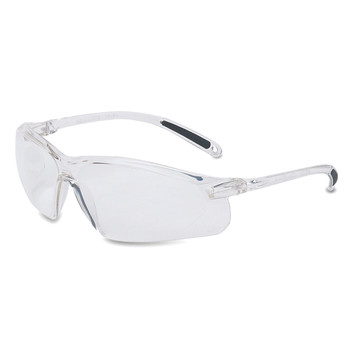 Howard Leight Glasses, Clear Frame, Clear R-01636, UPC : 033552016366
