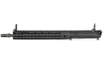 Knights Armament Company SR-15, Mod2, Upper Receiver, 556NATO, 14.5, Black, Upper Receiver Extending Free Floating Barrel System, Upper Receiver Assembly Carbine Mod 2, SR-15 31295, UPC :819064015086