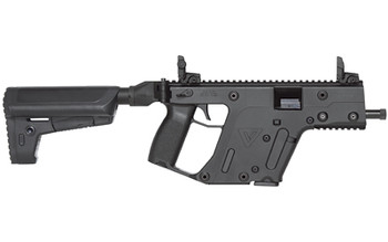 "KRISS USA, Inc VECTOR SBR, Gen II, Semi-automatic, SBR, 45 ACP, 5.5"", Black, DEFIANCE KRISS Stock, 13Rd, Back-Up Front & Rear Sight, 1 Mag, Threads, Front/Rear Flip Sights KV45-SBL20, UPC :810237023426"