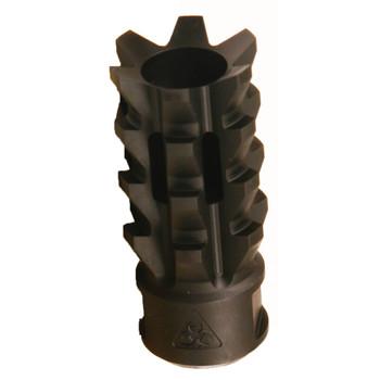 Black Rain Ordnance Milled Flash Suppressor, 223 Rem/556NATO, Black Finish BRO-MFS-BLK, UPC :736211741486