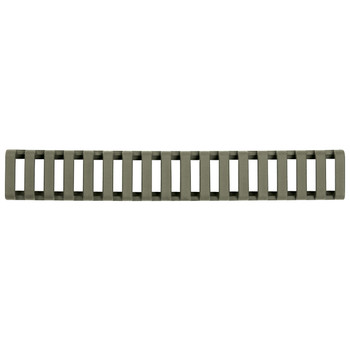 Ergo Grip Rail Protector, Rail Covers, Fits 18 Slot Ladder, OD Green Finish 4373-3PKOD, UPC :874748001946