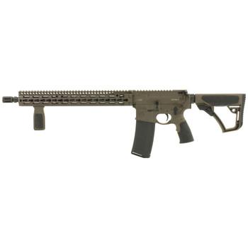 "Daniel Defense M4 V11, Semi-automatic Rifle, 223 Rem/556NATO, 16"" Barrel, Brown Finish, 32Rd, 1-32Rd Daniel Defense Magazine 02-151-00257-047, UPC :815604016216"