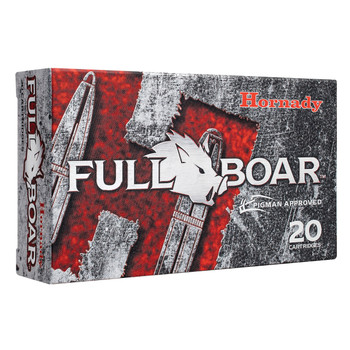 Hornady Full Boar, 243 Win, 80 Grain, GMX, Lead Free, 20 Round Box 80454, UPC : 090255804546