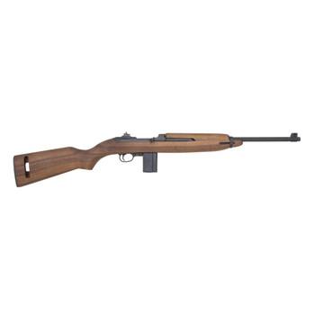 "Auto Ordnance M1 Carbine, Semi-automatic, 30 Carbine, 18"" Barrel, Parkerized Finish, Walnut Stock, 15Rd AOM130, UPC :602686313056"