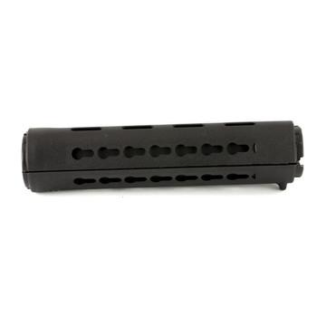 B5 Systems Handguard, Mid Length, Black HGM-1136, UPC :814927020306
