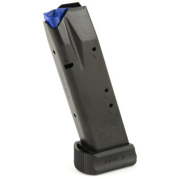 Mecgar Magazine, 40 S&W, 14Rd, Fits CZ75, Anti-Friction Coating MGCZ4014AFC, UPC :765595515826