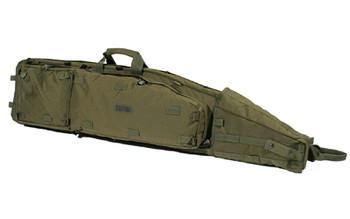 "BLACKHAWK! Long Gun Sniper Drag Bag, 51"", OD Green 20DB01OD, UPC :648018000126"