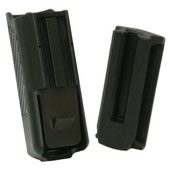 BLACKHAWK! CQC Flashlight Pouch, Fits Compact Flashlight, Carbon Fiber, Black 411000CBK, UPC :648018005206