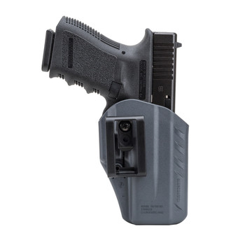 BLACKHAWK! A.R.C. - Appendix Reversible Carry Inside the Pants Holster, Fits Glock 19/23/32, Ambidextrous, Urban Gray 417502UG, UPC :604544615586