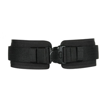"BLACKHAWK! Belt Pad with IVS, Medium (36"" - 40""), Black 41BP02BK, UPC :648018002106"