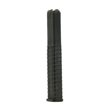ProMag Magazine, 9MM, 32Rd, Fits AR-15, Black, Polymer COL-A3, UPC :708279006326