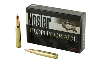 Nosler Rifle, 30-06, 165 Grain, AccuBond, 20 Round Box 60057, UPC : 054041600576