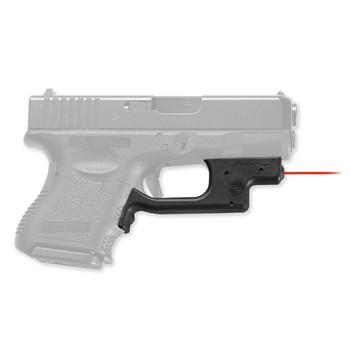 Crimson Trace Corporation Laserguard, Fits Glock 19/26/36, Black, Front Activated LG-436, UPC :610242000586