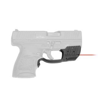 Crimson Trace Corporation Laserguard, Walther PPS, User Installed, Black LG-482, UPC :610242007226