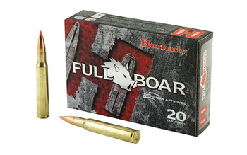 Hornady Full Boar, 30-06, 165 Grain, GMX, Lead Free, 20 Round Box 81163, UPC : 090255811636