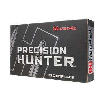 Hornady Precision Hunter, 6.5 Creedmoor, 143 Grain, ELD-X, 20 Round Box 81499, UPC : 090255814996