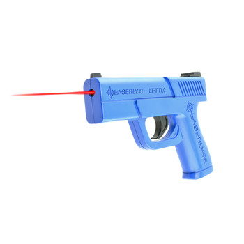 Laserlyte Trainer Trigger Tyme Laser Pistol, Compact LT-TTLC, UPC :689706211486