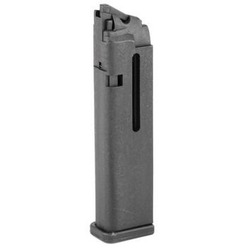 Advantage Arms Magazine, 22LR, 15Rd, Fits Glock 17,22, 19,23 Gen 3 and Gen 4 Models, Black Finish AA22GHC15, UPC : 094308000756