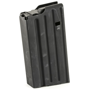 Ammunition Storage Components Magazine, 308 Win, Fits AR Rifles, 20Rd, Stainless, Black 308-20RD-SS, UPC :818805010496
