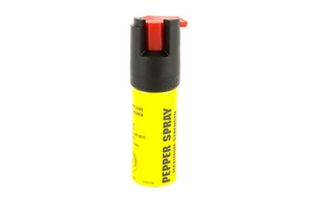 PS Products Eliminator, Pepper Spray, .5oz, w/Leather Keychain EKCH14-C, UPC :797053003446
